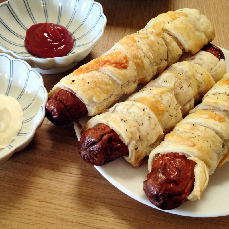 How To Cook Hot Dogs In Puff Pastry