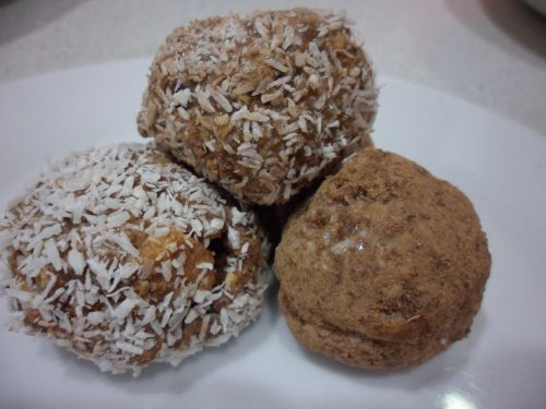 Chocolate and Coconut Truffles Recipe - Kid Recipes