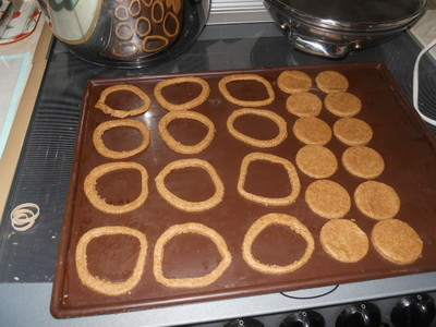 cookie cutter, biscuits