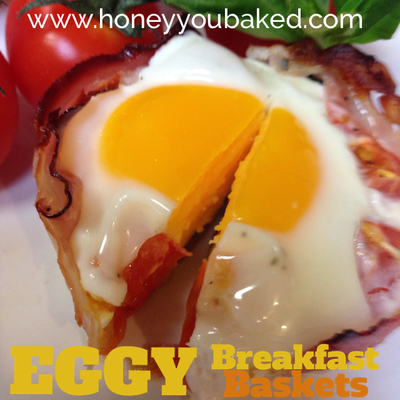 Eggy Breakfast Baskets