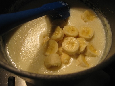 semolina,cereal,with,bananas