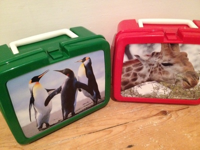 packed lunch, lunchbox, retro lunchbox, sandwiches, school