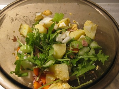 potato,salad,for,kids,with,boiled,egg,rocket