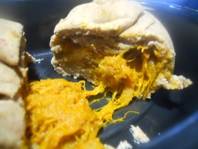pumpkin pastie, harry potter