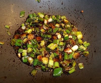 cooking,spring,onions